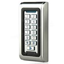 ennio sy5000wr b diy waterproof door access control system kit ennio sy5000wr b diy waterproof door access control system kit metal case rfid reader keypad