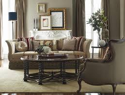 Schnadig Bedroom Furniture Schnadig Dahlia Luxurious Flared Arm Sofa With Tassel Skirt