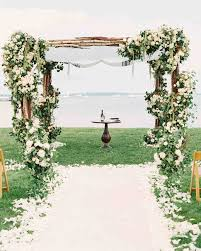 Wedding Arch Decorations 59 Wedding Arches That Will Instantly Upgrade Your Ceremony