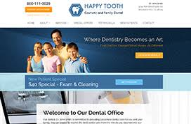 Website Templates For Dentists And Doctors Dental Template Websites
