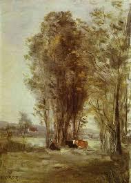 corot landscape paintings jean baptiste camille corot landscape