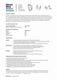 Medical Resume Template Outstanding Key Words For Resumes Best