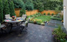 patio paver designs ideas. Great Design With Paver Patio Designs : Contemporary Walnut Color Ideas