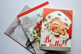 DIY Christmas Cards U2013 Easier Than You Think U2013 Fresh Design PediaChristmas Card Craft Ideas