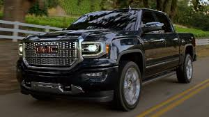 2018 Sierra 1500 Denali Pickup Truck: Photo & Video Gallery | GMC