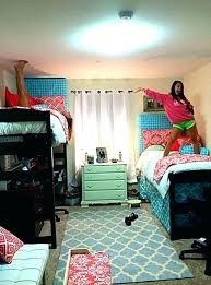 dorm ideas for girl rugs cute girly room