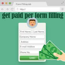 Easiest Online Jobs Online Form Filling Jobs