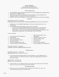 Resume Objective Format 49 Best Of Example Resume Objectives