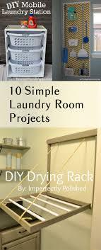 Diy Laundry Room Ideas Best 20 Laundry Room Storage Ideas On Pinterest Utility Room