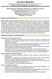 How To Write Federal Resume Resume Samples Careerproplus How To Write A Federal For Us Sevte 15