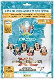 Panini uefa euro 2020 andreas granqvist mezzanine prizm #147. Panini Uefa Euro 2020 Adrenalyn Xl Trading Cards Pack Fur Start Ta Collection 2602 014 Amazon De Spielzeug