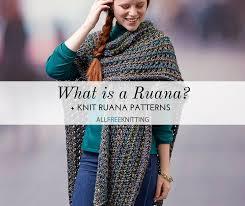 Ruana Pattern