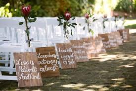 best garden wedding aisle decorations