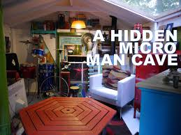A Hidden Micro Man Cave Cabin American Pickers Style