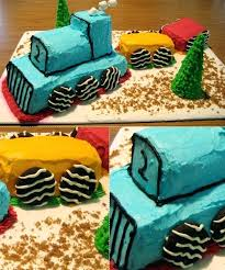 Amazing And Easy Kids Cakes Monster Cake 6 Train Birthday Cake Train