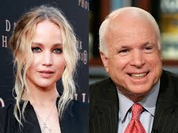 Jennifer Lawrence reveals she voted for John McCain in 2008 US election: 'I  was a little Republican' | The Independent