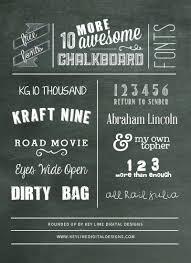 chalkboard fonts free 10 more free chalkboard fonts