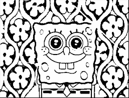 Small Picture Coloring Pages Kids Sponge Bob Spongebob Spongebob Coloring