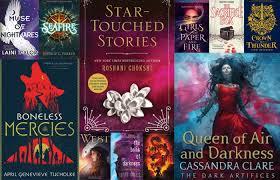most aned ya fantasy novels