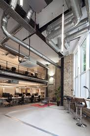 industrial style office. industrialstyle offices by dh liberty mix reclaimed objects with minimal aesthetic industrial style office c