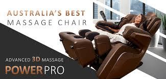 massage chair au. ispace massage chair; powerpro chair au