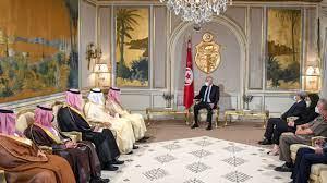 الرئيس سعيد: الشعب التونسي لن ينسى مواقف السعودية المشرفة في مساندة بلادنا