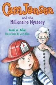 cam jansen and the millionaire mystery cam jansen mysteries 32