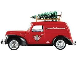 Canadian Tire Collectible Delivery Truck Canadian Tire