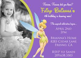 best images about tinkerbell invitation wording tinkerbell birthday invitation photo
