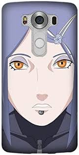 It has a hard cover then a silicone cover on top for extra protection a and grip. Lg V10 Custom Design Anime Naruto Konan Slim Plastic Case Cover For Lg V10 Amazon Ca Cell Phones Accessories