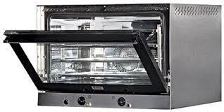 <b>Конвекционная печь</b>. Виды и устройство. Работа и особенности