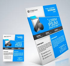 Business Flyer Template Free Download Stylish Business Flyer Template Design Free Vector In