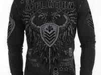 8 лучших изображений доски «Affliction» | байкерская куртка ...