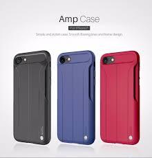 <b>Чехол Nillkin</b> Amp series для <b>Apple</b> iPhone 7 (4.7)