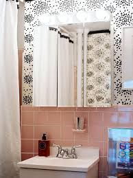 blue and pink bathroom designs. Reasons To Love Retro Pink-Tiled Bathrooms | HGTV\u0027s Decorating \u0026 Design Blog HGTV Blue And Pink Bathroom Designs I