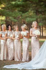 Light Blue Sparkly Bridesmaid Dresses Bridesmaid Fashion Ideas For Summer Weddings In 2020