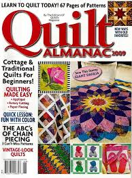 13 best Quilting Patterns and Instruction Books images on ... & 2009 Quilt Almanac Magazine #Q46 Adamdwight.com