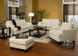 contemporary living room furniture sets. Contemporary Modern Leather Upholstered Living Room Sofa Sets Furniture T