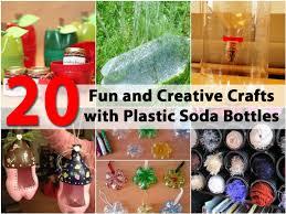 20 Fun and Creative Crafts with Plastic Soda Bottles - DIY \u0026 Crafts