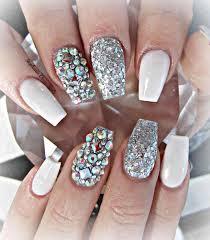 simple black and white nail designs for short nails | rajawali.racing
