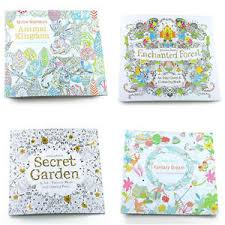 image is loading english drawing books secret garden wonderful coloring books