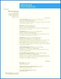 Graphic Design Resume Examples Graphic Design Resume Samples Pdf