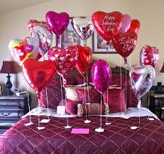 Valentine Bedroom Accessories Color Heart Ballon Purple Bed Cover Set Teak  Wood Room Cabinet Decoration Theme