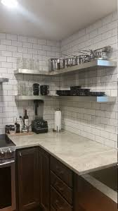 Custom Stainless Steel Floating Shelves New Custom Modern Stainless Steel Floating Shelfkitchen Stainless Etsy