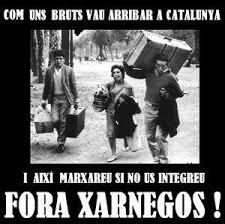 Resultado de imagen de andaluces inmigrantes en cataluña