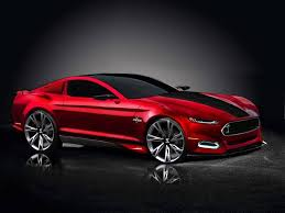 2017 mustang concept.  2017 To 2017 Mustang Concept 1