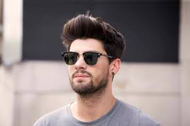 Мода на мужские причёски развивается ничуть не медленней, чем на женские. Muzhskie Strizhki S Chelkoj 18 Modnyh Obrazov Na 2020 God
