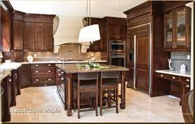 kitchens with dark brown cabinets. Chocolate Brown Cabinets View Full Size Kitchens With Dark