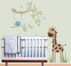 bedroom huge wall decals baby boy stickers nursery unique ideas baby boy wall decor stickers