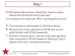 Star Framework Why